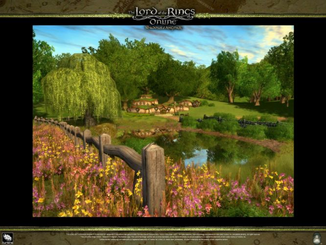 Lord-of-the-Rings-Online lotr mmo game fantasy action adventure lord rings online (9) wallpaper