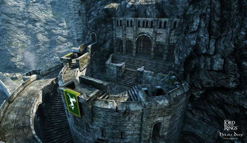 Lord-of-the-Rings-Online lotr mmo game fantasy action adventure lord rings online (21) wallpaper