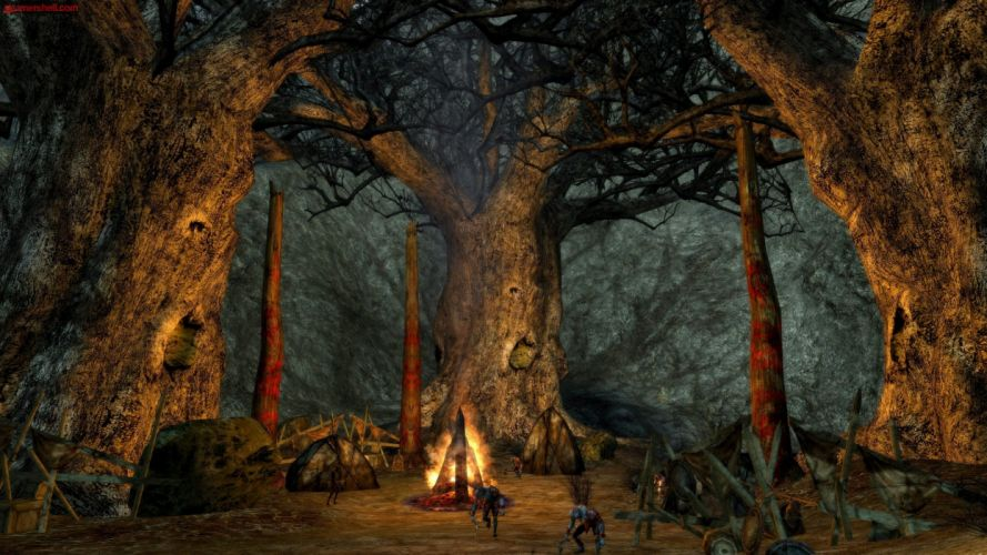 Lord-of-the-Rings-Online lotr mmo game fantasy action adventure lord rings online (16) wallpaper