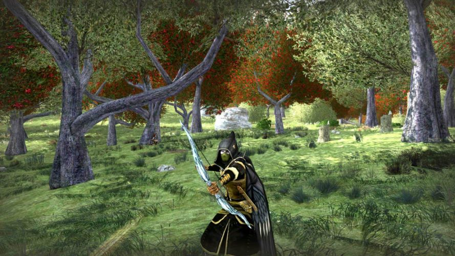 Lord-of-the-Rings-Online lotr mmo game fantasy action adventure lord rings online (27) wallpaper