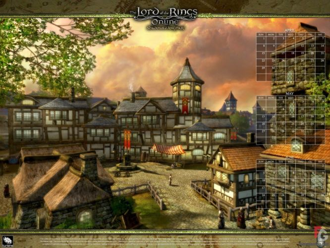 Lord-of-the-Rings-Online lotr mmo game fantasy action adventure lord rings online (31) wallpaper