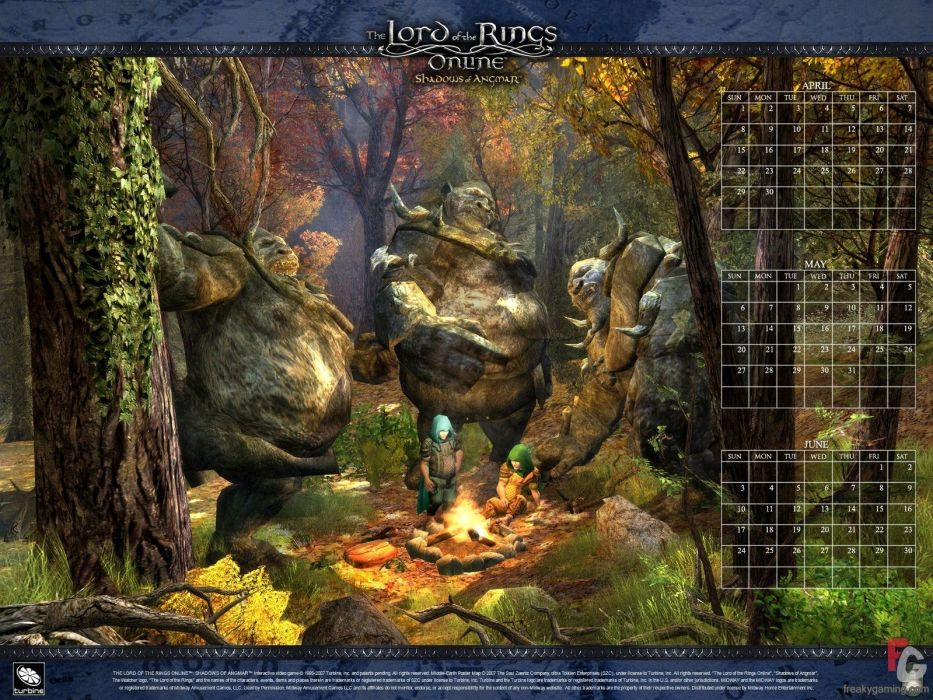 Lord-of-the-Rings-Online lotr mmo game fantasy action adventure lord rings online (38) wallpaper