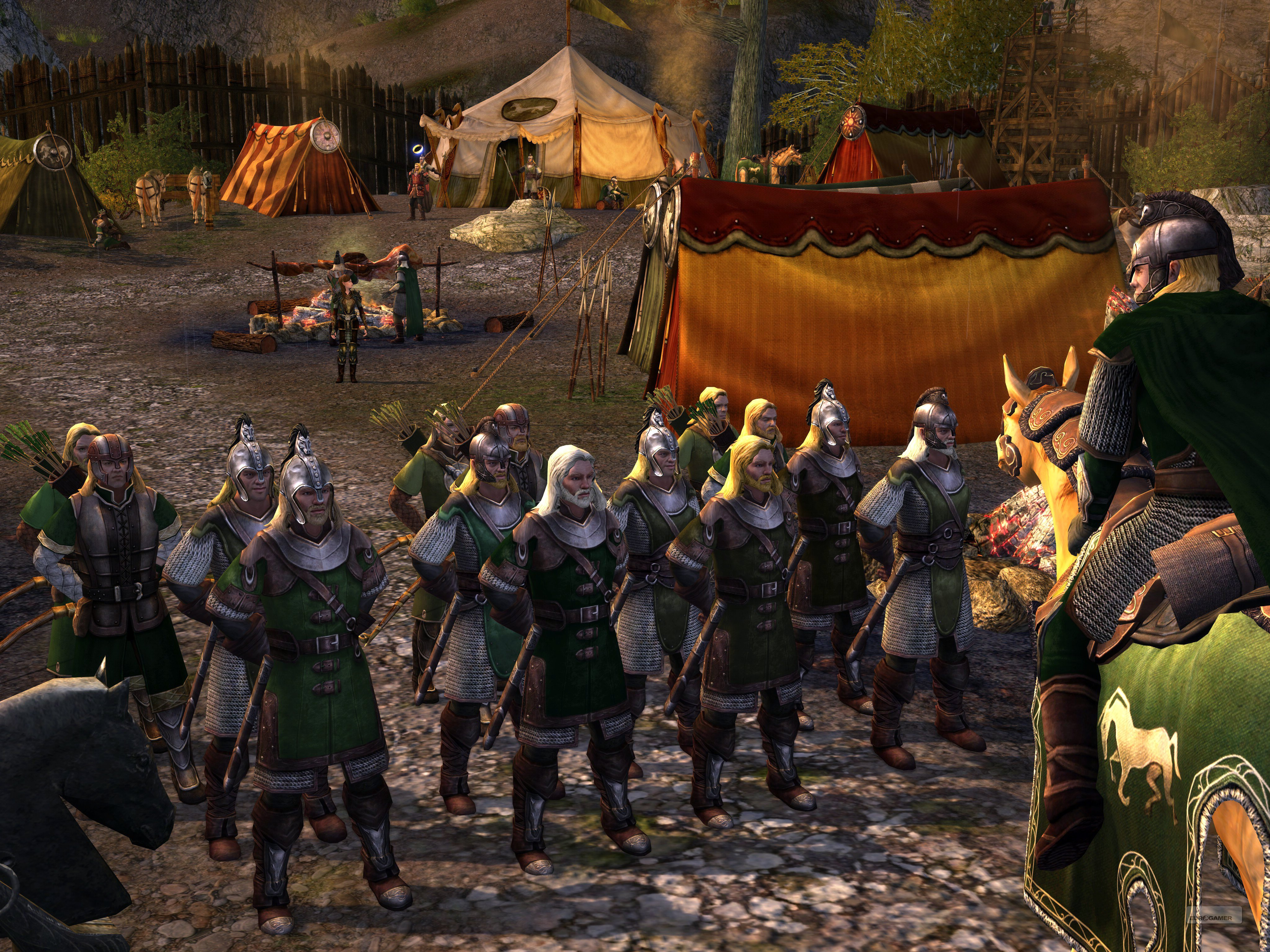 how to get gondor armor in lotro