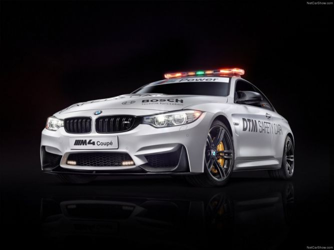 BMW M4-Coupe DTM Safety-Car Race Car racing Supercar 2014 wallpaper 01 4000x3000 wallpaper