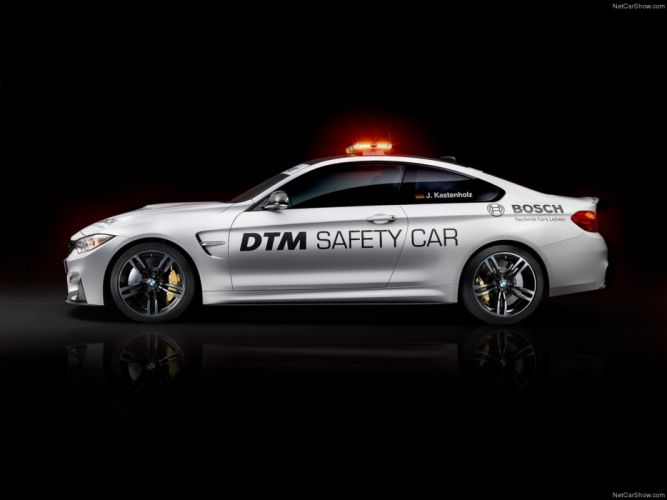 BMW M4-Coupe DTM Safety-Car Race Car racing Supercar 2014 wallpaper 02 4000x3000 wallpaper