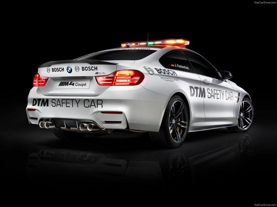 BMW M4-Coupe DTM Safety-Car Race Car racing Supercar 2014 wallpaper 03 4000x3000 wallpaper