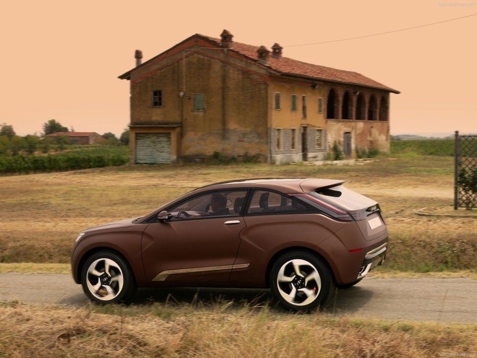 Lada XRay Concept SUV car 2012 russian wallpaper 09 4000x3000 wallpaper