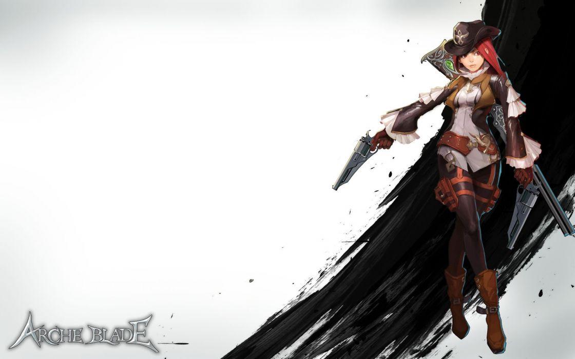 ARCHEBLADE mmo online action fantasy game arche blade warrior (6) wallpaper