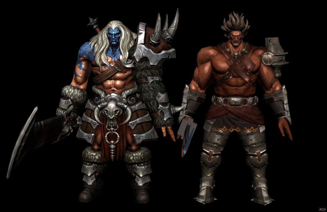 ARCHEBLADE mmo online action fantasy game arche blade warrior (12) wallpaper