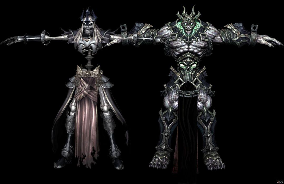 ARCHEBLADE mmo online action fantasy game arche blade warrior (14) wallpaper