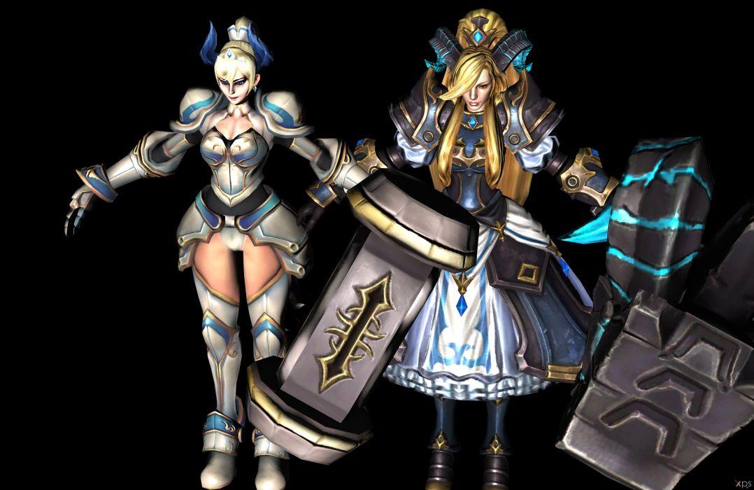ARCHEBLADE mmo online action fantasy game arche blade warrior (16) wallpaper