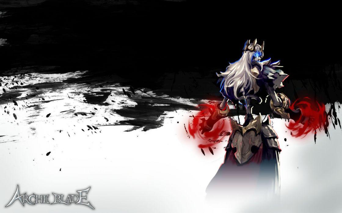 ARCHEBLADE mmo online action fantasy game arche blade warrior (28) wallpaper