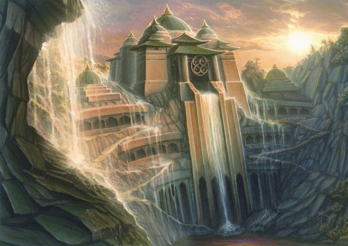 L5R Legend-of-the-Five-Rings fantasy online cardgame legend five rings mmo game warrior samurai wallpaper