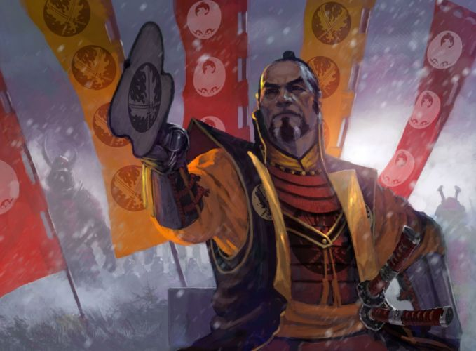 L5R Legend-of-the-Five-Rings fantasy online cardgame legend five rings mmo game warrior samurai (7) wallpaper