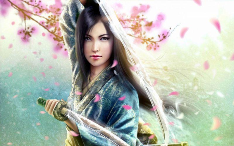 L5R Legend-of-the-Five-Rings fantasy online cardgame legend five rings mmo game warrior samurai (17) wallpaper
