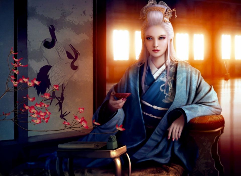L5R Legend-of-the-Five-Rings fantasy online cardgame legend five rings mmo game warrior samurai (29) wallpaper