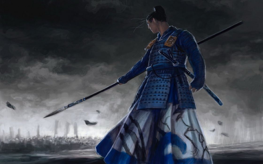 L5R Legend-of-the-Five-Rings fantasy online cardgame legend five rings mmo game warrior samurai (34) wallpaper