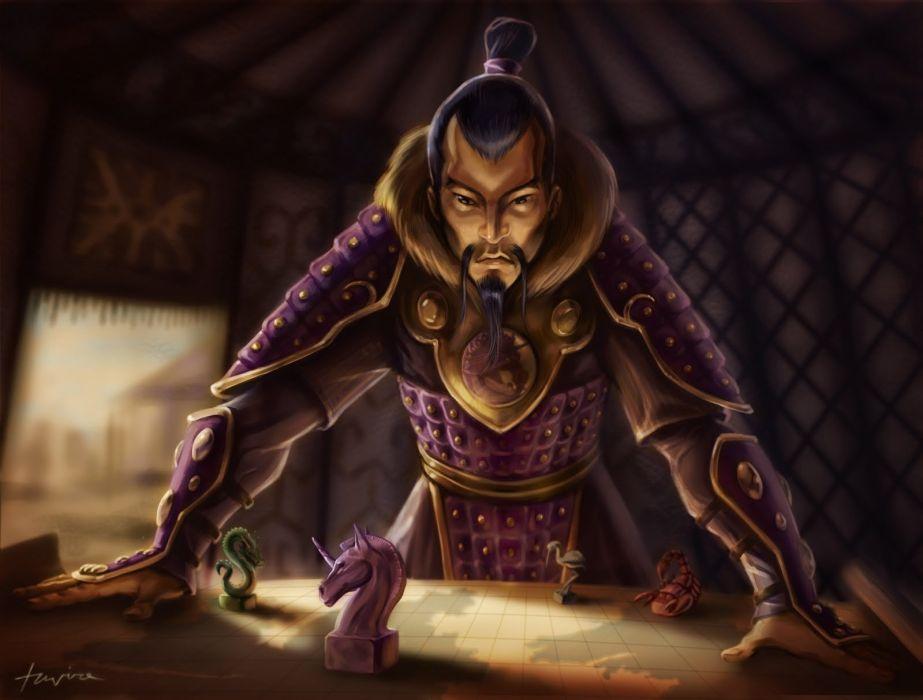 L5R Legend-of-the-Five-Rings fantasy online cardgame legend five rings mmo game warrior samurai (39) wallpaper