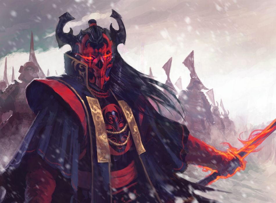 L5R Legend-of-the-Five-Rings fantasy online cardgame legend five rings mmo game warrior samurai (42) wallpaper