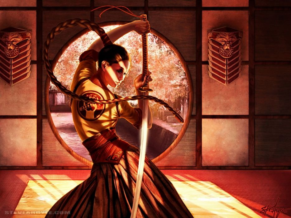 L5R Legend-of-the-Five-Rings fantasy online cardgame legend five rings mmo game warrior samurai (41) wallpaper