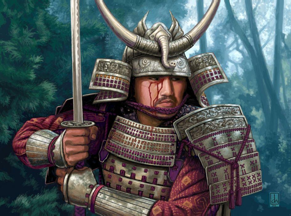 L5R Legend-of-the-Five-Rings fantasy online cardgame legend five rings mmo game warrior samurai (61) wallpaper