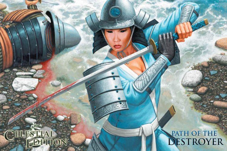 L5R Legend-of-the-Five-Rings fantasy online cardgame legend five rings mmo game warrior samurai (72) wallpaper