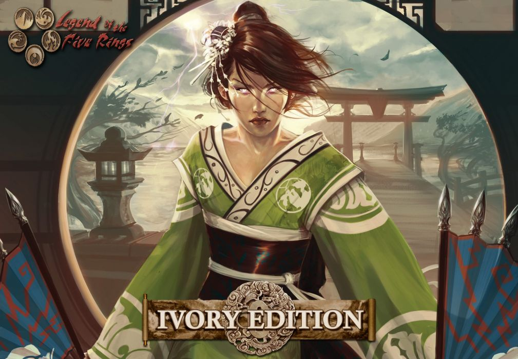 L5R Legend-of-the-Five-Rings fantasy online cardgame legend five rings mmo game warrior samurai (67) wallpaper