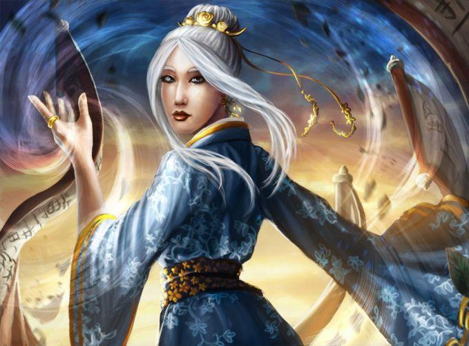 L5R Legend-of-the-Five-Rings fantasy online cardgame legend five rings mmo game warrior samurai (85) wallpaper