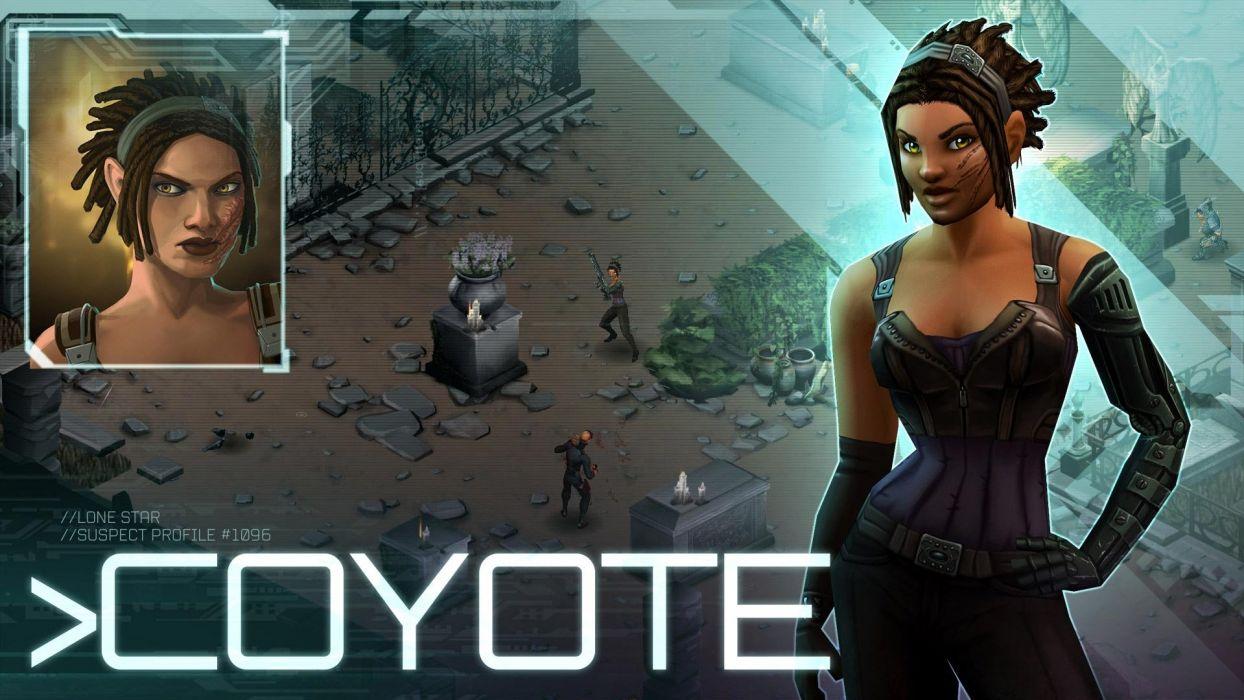 SHADOWRUN cardgame game mmo online fantasy sci-fi warrior fighting cyberpunk shooter (32) wallpaper