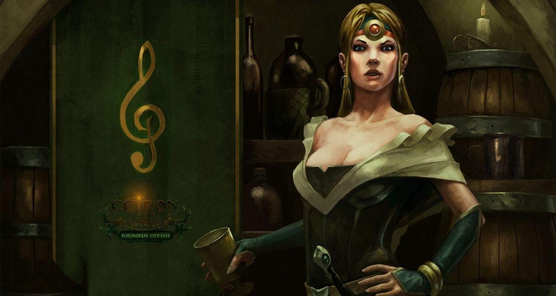 CEIRON-WARS strategy rpg dark fantasy mmo online ceiron wars warrior (8) wallpaper