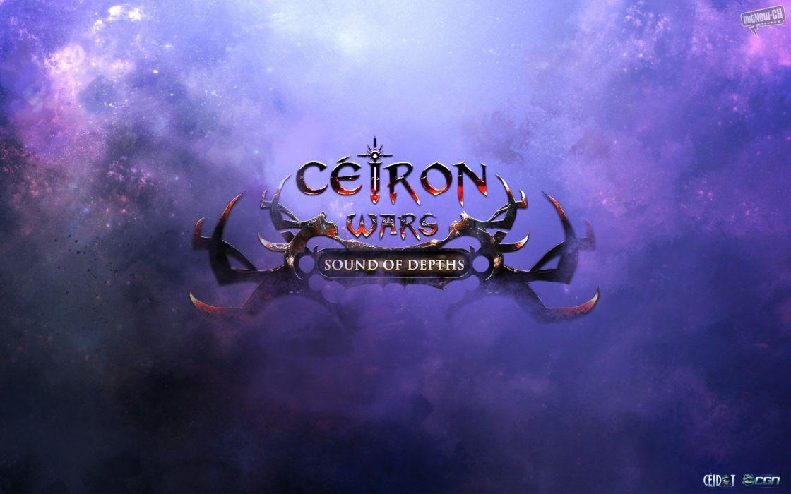 CEIRON-WARS strategy rpg dark fantasy mmo online ceiron wars warrior (3) wallpaper