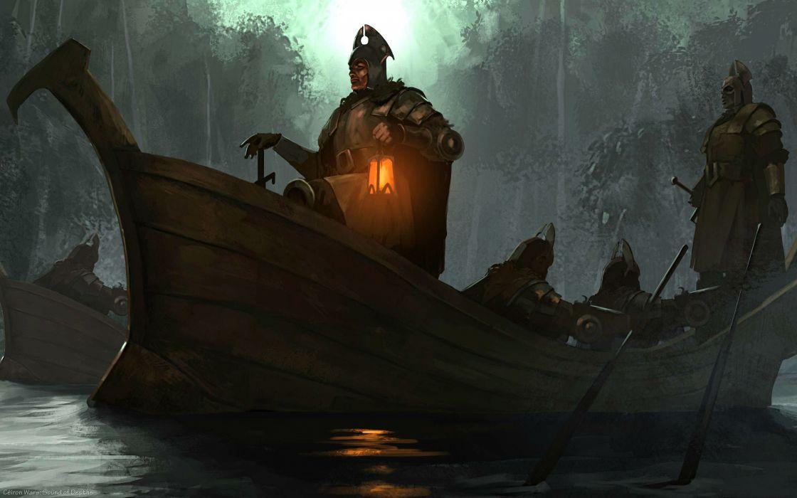 CEIRON-WARS strategy rpg dark fantasy mmo online ceiron wars warrior (5) wallpaper