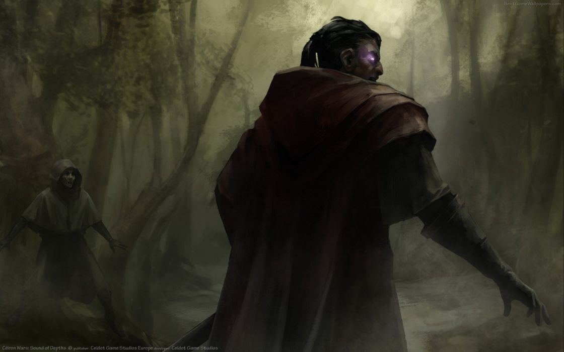 CEIRON-WARS strategy rpg dark fantasy mmo online ceiron wars warrior (24) wallpaper
