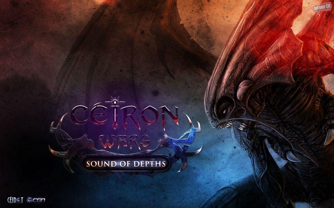 CEIRON-WARS strategy rpg dark fantasy mmo online ceiron wars warrior (21) wallpaper