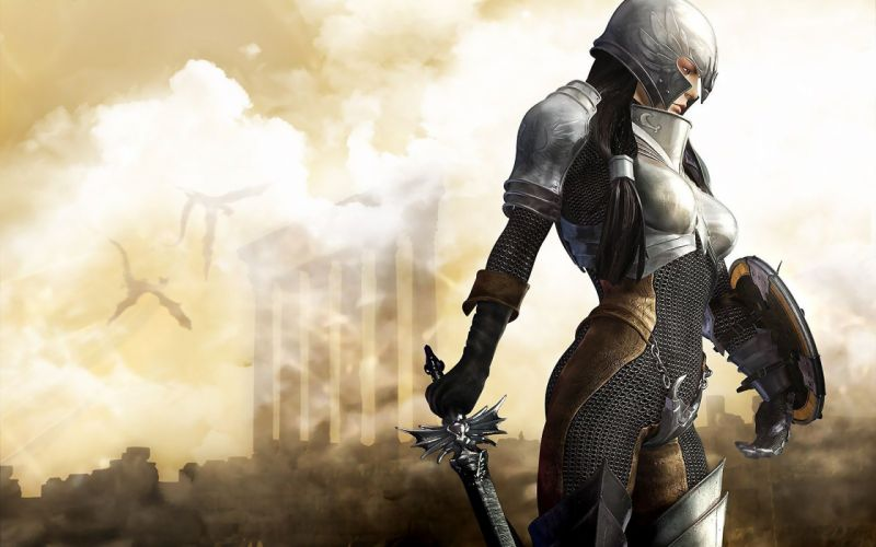 CEIRON-WARS strategy rpg dark fantasy mmo online ceiron wars warrior (23) wallpaper