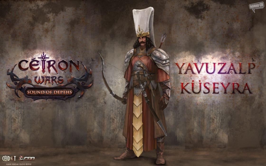 CEIRON-WARS strategy rpg dark fantasy mmo online ceiron wars warrior (18) wallpaper