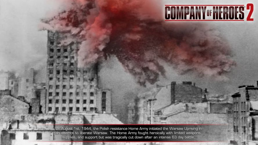 COMPANY-OF-HEROES strategy mmo onlime military war shooter action company heroes battle (22) wallpaper