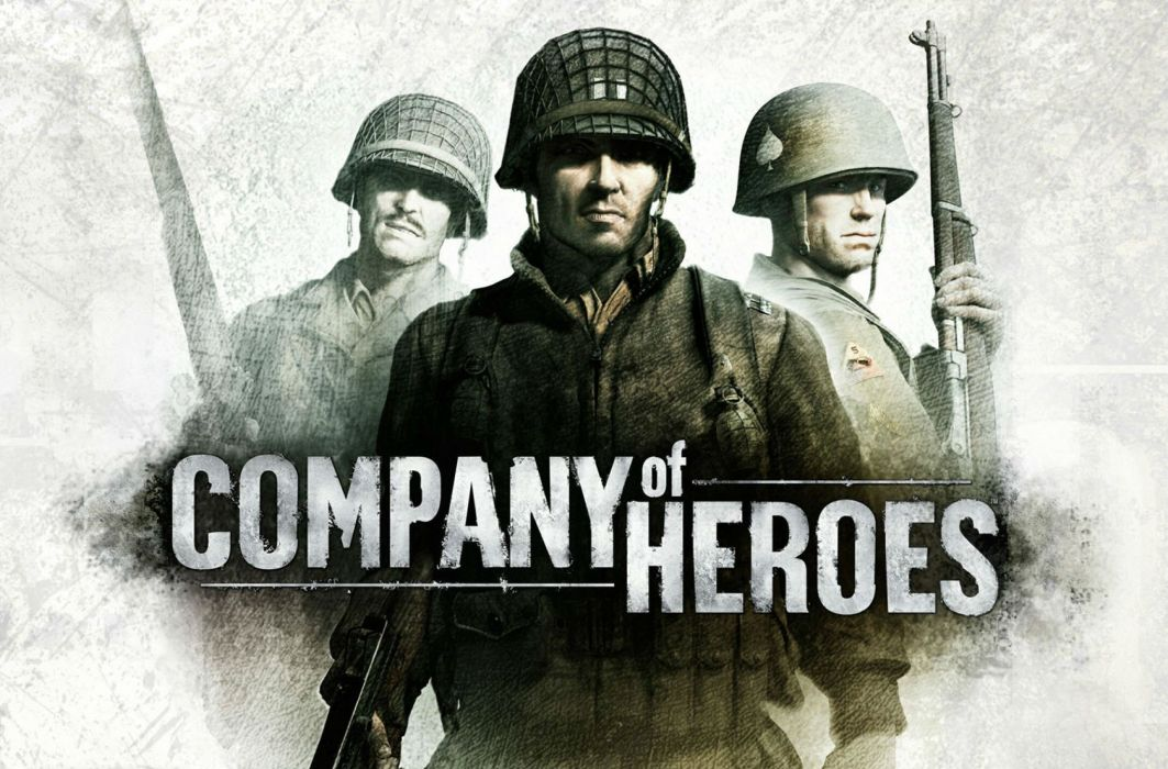 COMPANY-OF-HEROES strategy mmo onlime military war shooter action company heroes battle (28) wallpaper