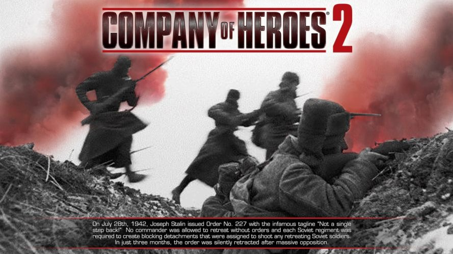 COMPANY-OF-HEROES strategy mmo onlime military war shooter action company heroes battle (43) wallpaper