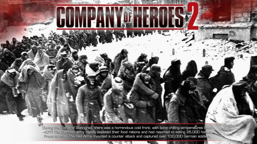 COMPANY-OF-HEROES strategy mmo onlime military war shooter action company heroes battle (55) wallpaper