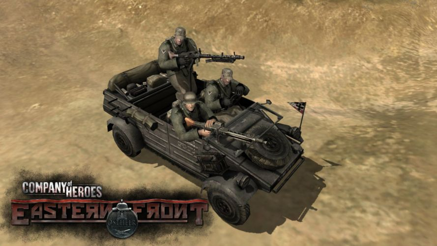 COMPANY-OF-HEROES strategy mmo onlime military war shooter action company heroes battle (51) wallpaper