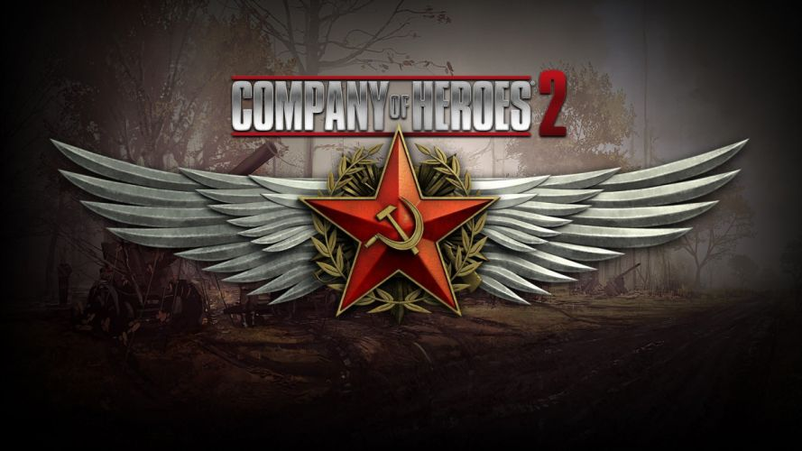 COMPANY-OF-HEROES strategy mmo onlime military war shooter action company heroes battle (72) wallpaper