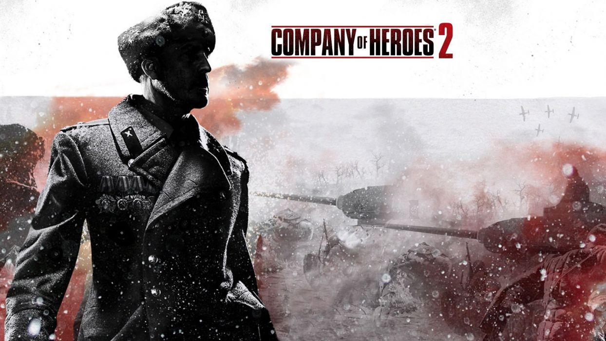 COMPANY-OF-HEROES strategy mmo onlime military war shooter action company heroes battle (65) wallpaper