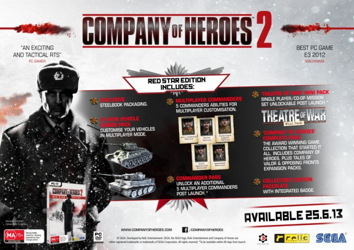 COMPANY-OF-HEROES strategy mmo onlime military war shooter action company heroes battle (75) wallpaper