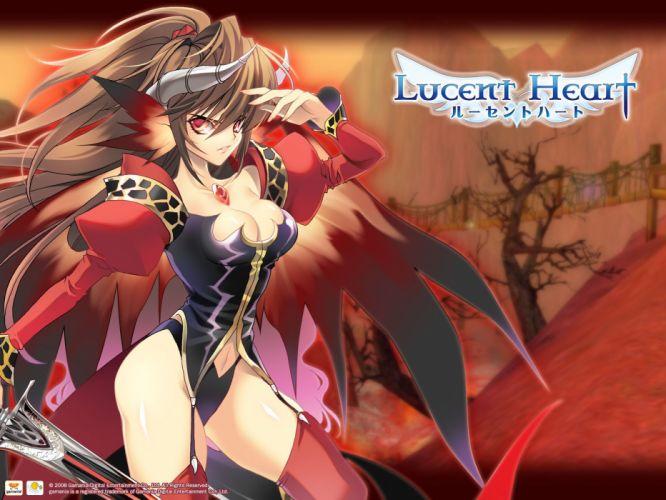 LUCENT-HEART mmo fantasy astrology online anime lucent heart (2) wallpaper