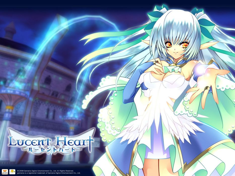 LUCENT-HEART mmo fantasy astrology online anime lucent heart (7) wallpaper