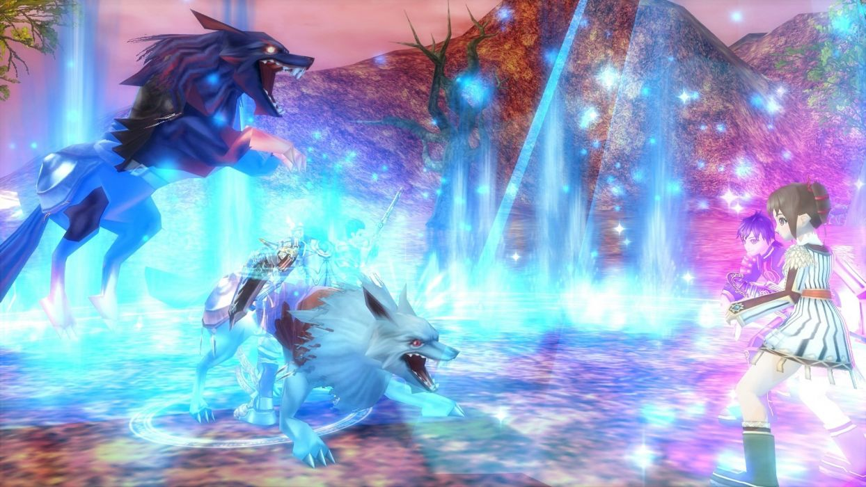 LUCENT-HEART mmo fantasy astrology online anime lucent heart (11) wallpaper