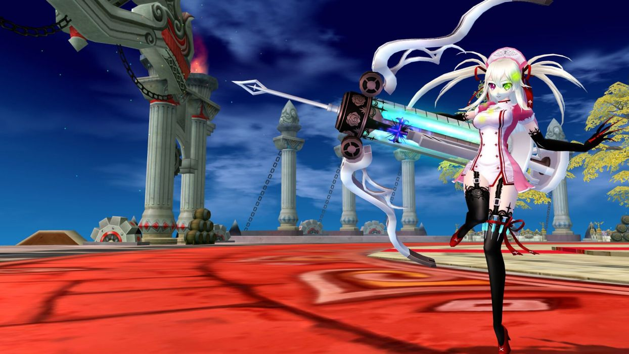 LUCENT-HEART mmo fantasy astrology online anime lucent heart (18) wallpaper