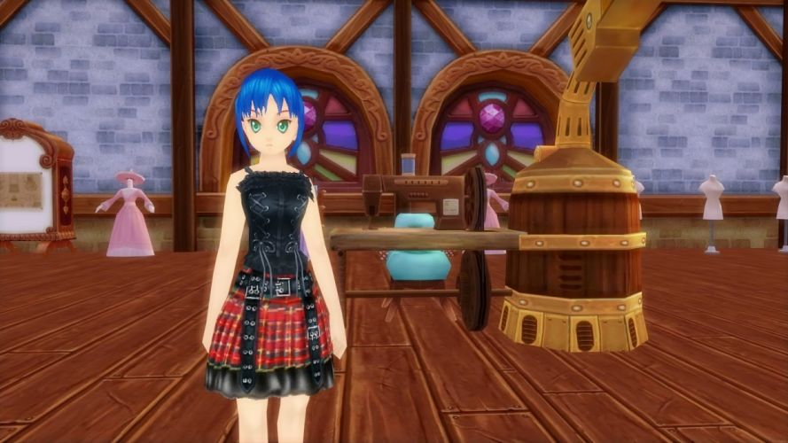 LUCENT-HEART mmo fantasy astrology online anime lucent heart (15) wallpaper
