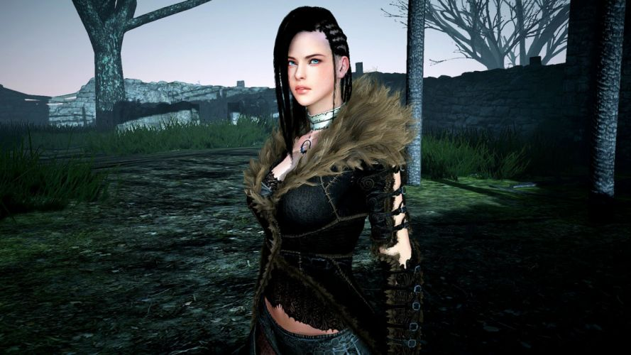 BLACK-DESERT online mmo rpg fantasy fighting action adventure black desert (9) wallpaper